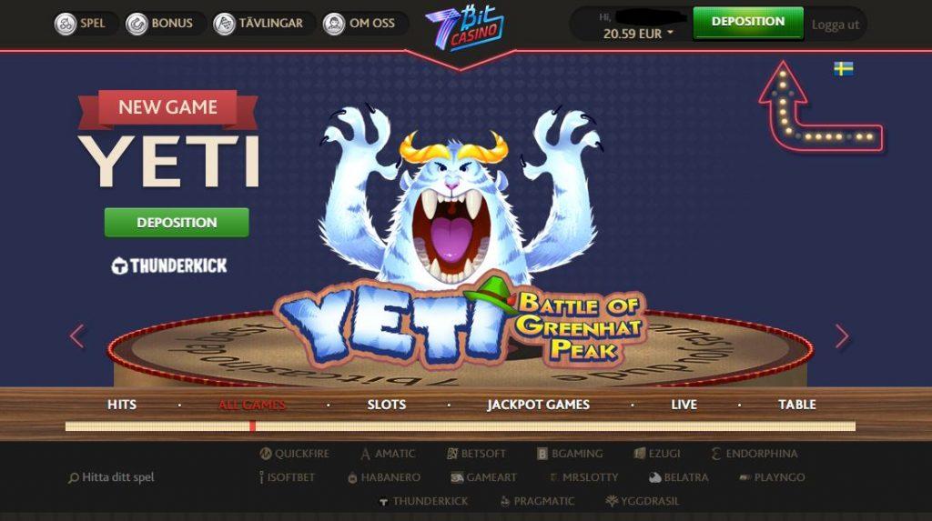 7Bit NetEnt Casino