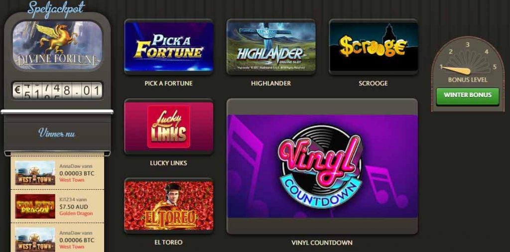 NetEnt Casinospel