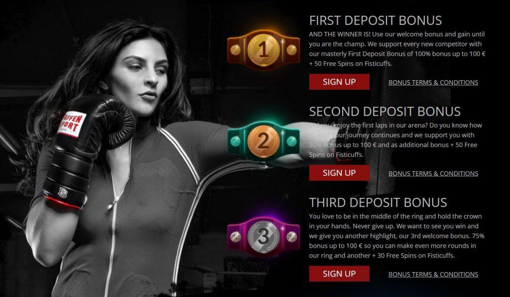 Lady Hammer Casino Hemsida